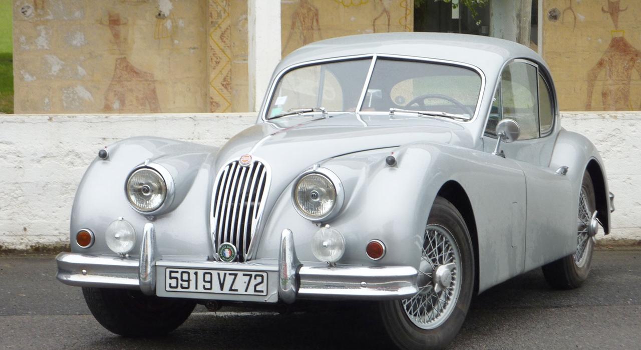 Amicale_jaguar_de_france_ Jaguar_ancienne_voiture_de_collection