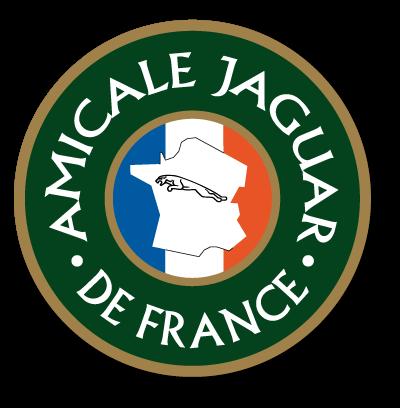 Amicale Jaguar de France Retina Logo